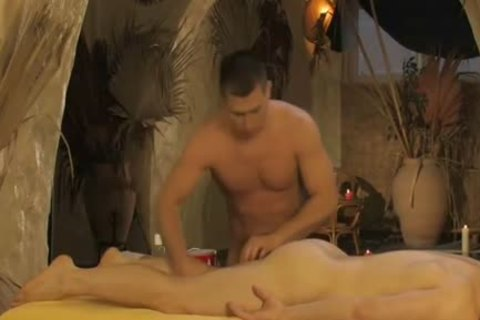 lustful juvenile Gaywads Have An Oily butthole Fingering Massage