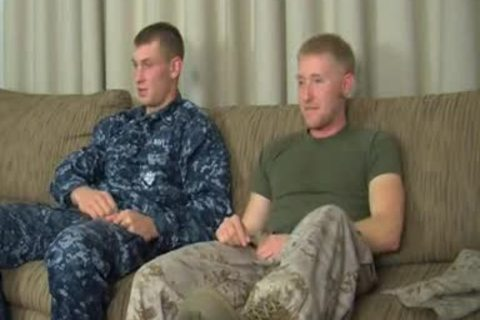 AAH - Petty Officer Aiden's First homosexual oral sex job