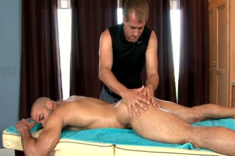 Massage From Turns Into A Flip fuck